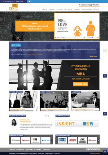 client portfolio - center for management